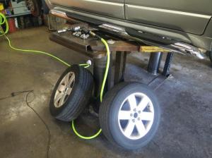 Tire Rotation South Barrington